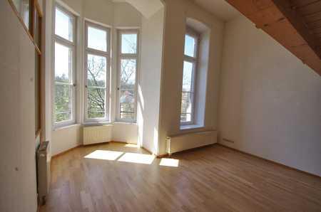 Helle, gemütliche 2,5 Zimmerwohnung mit Galerie und Balkon im Herzen der Vestestadt in Coburg-Zentrum (Coburg)