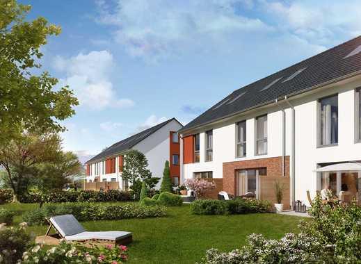 Großzügiges Reihenendhaus auf ca. 135 m² Wohnfläche mit wunderschönem Garten & Terrasse