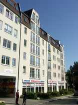 Helle 2-Raum-Wohnung WBS
