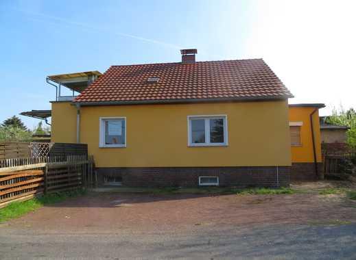 Kleines Einfamilienhaus in gewachsener Einfamilienhaus-Siedlung