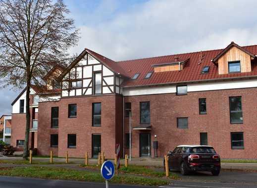 Exklusive 3-Zimmer-Neubauwohnung mit Balkon, Erstbezug