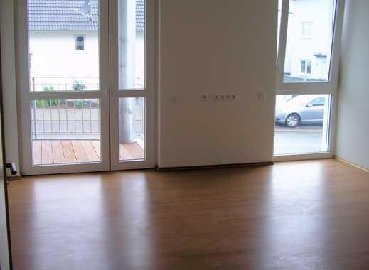 Barrierefreie EG Wohnung m. Balkon für junggebliebene Senioren ab 60.