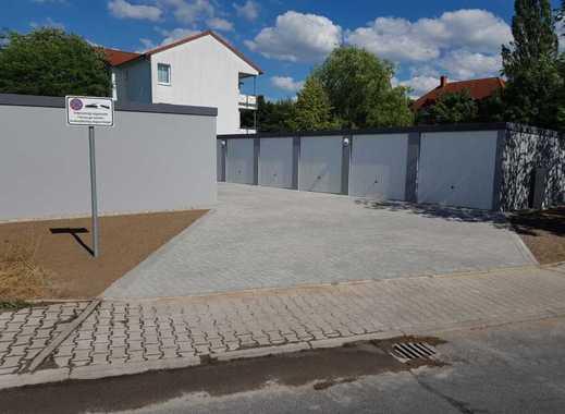 *NEU* Neubaugaragenhof in Altenburg mit 6 Einzelgaragen zu erwerben