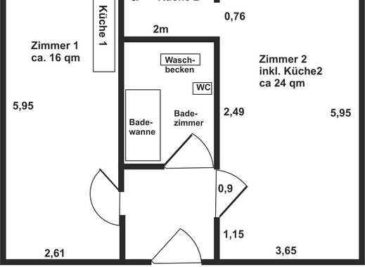 WG Zimmer 2erWG Köln Ehrenfeld
