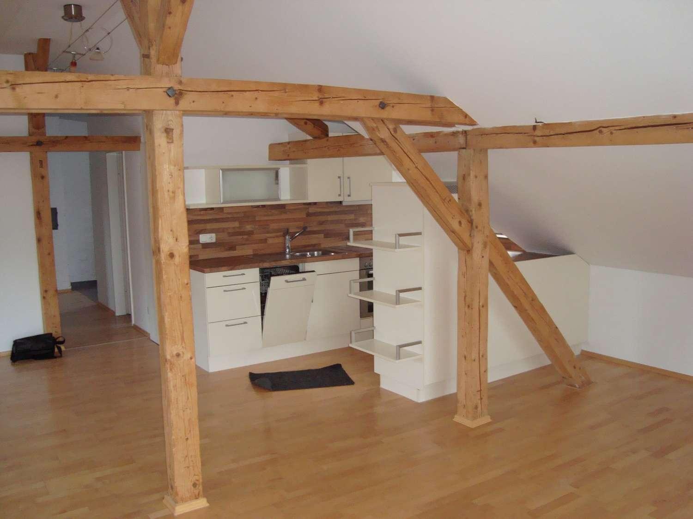 2 Zimmer Wohnung mit großer Dachterrasse in Stadtpark / Stadtgrenze (Fürth)