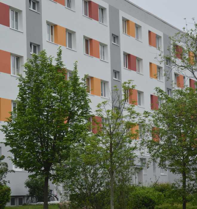 günstige 3-Raumwohnung in guter Wohnlage