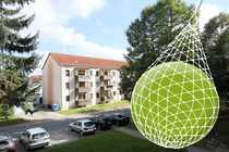 Bild Durch den grünen Ball Miete sparen