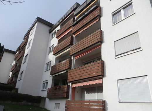 Attraktive 3-Zimmer-Wohnung,  neu renoviert in Bad Wildbad