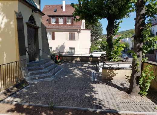 Neu sanierte Wohnung mit 2 Badezimmern und großer Terrasse in historischem Gebäude!