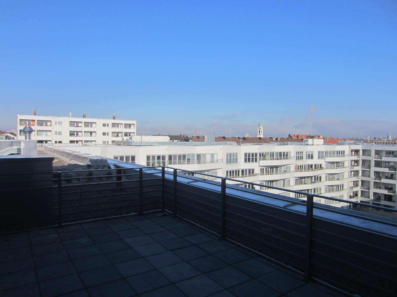Exklusive 4-Zimmer-Turmwohnung mit Dachterrasse-WelfenHöfe-  in Haidhausen (München)
