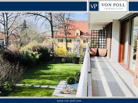 Attraktive 3-Zimmerwohnung in ruhiger Citylage in Augsburg-Innenstadt