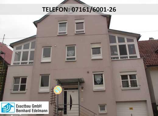 Schöne 3-Zimmer-Wohnung mit Balkon und Garage