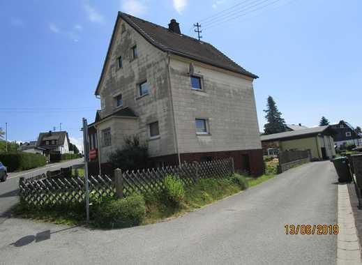 Renovierungsbedürftiges Ein-Familien-Haus in Steinbach a. Wald sucht Heimwerker