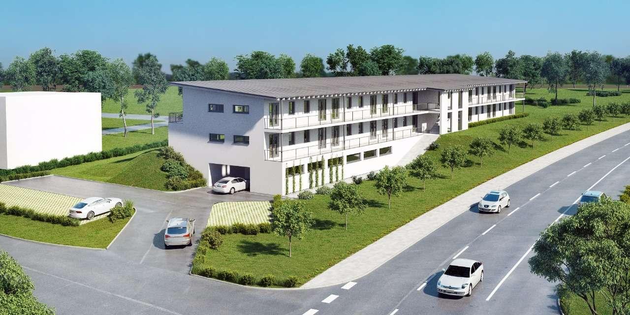 Nice, spacious studio apartment with balcony in Deggendorf in