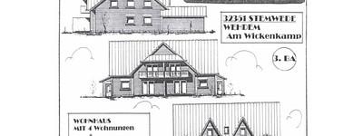 schöne 3-Zimmer Wohnung mit Terasse und Gartenfläche