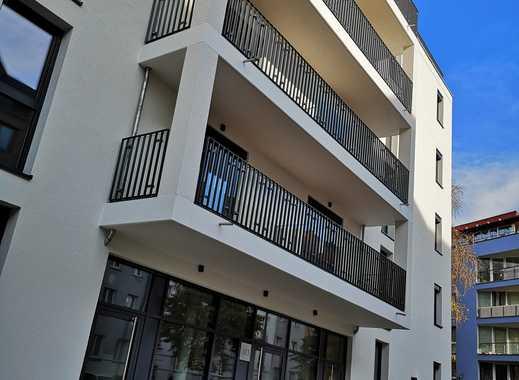 Moderne Single Wohnung - Direkt an der Spree, möbliert und mit Balkon!