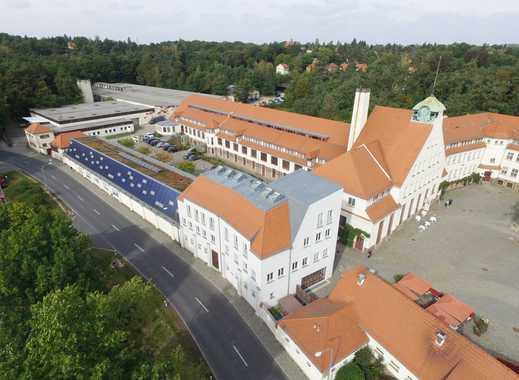 Büroflächen bis 100 qm im historischen Gebäude Ensemble der Gartenstadt Hellerau