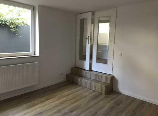 Frisch sanierte, helle, ruhige und außergewöhliche 1,5-Zimmer Wohnung mit Einbauküche im Viertel