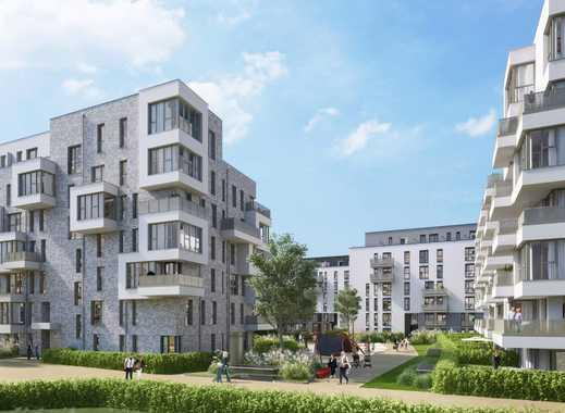 Für die Zukunft gebaut! Familienwohnung mit viel Platz im lebendigen Wohnquartier Grafental