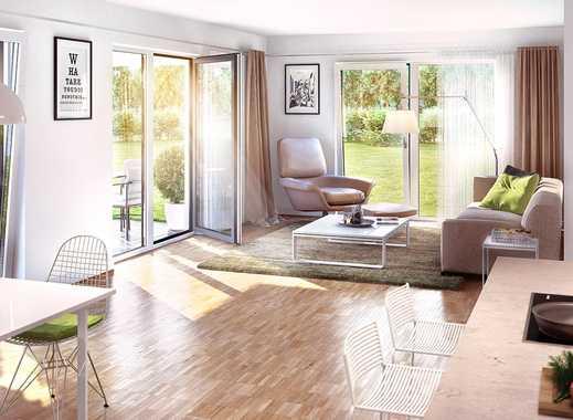 WOHNEN AM VITUSPARK - Geräumige 2,5-Raum-Wohnung auf ca. 62 m² mit sonniger Terrasse