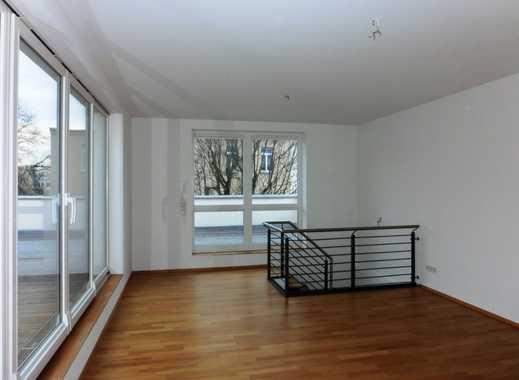 **LUXUS PUR** 5 Zimmer-Whg. mit Sauna, 2 sonnige Terrassen, Fußbodenheizung, Parkett u.v.m.