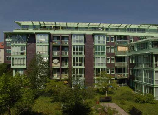 Sehr schöne 2-Raum-Wohnung mit offener Küche auf dem Werder!