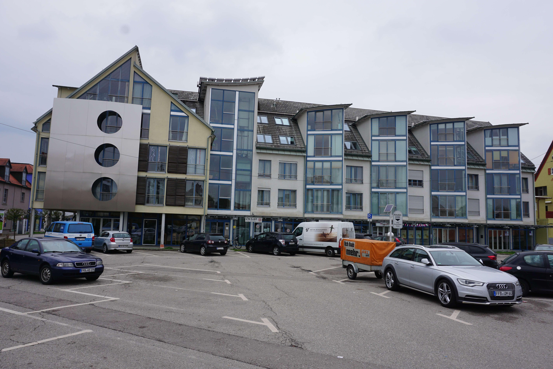 Helle Moderne 3-Zimmer-Maisonette-Wohnung mit Balkon in Fürstenfeldbruck in
