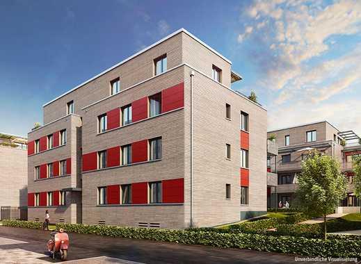 Nachhaltiges Wohnen im schönen Grünau! 4-Zimmer-Gartenwohnung für eine hohe Lebensqualität