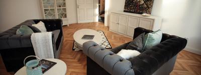 ::: Möbeliert Wohnen in einem Palazzo I Boarding House ::: All inclusive mit Kurparkblick :::