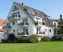Laboe Toplage 2-Zimmer-Wohnung mit Balkon