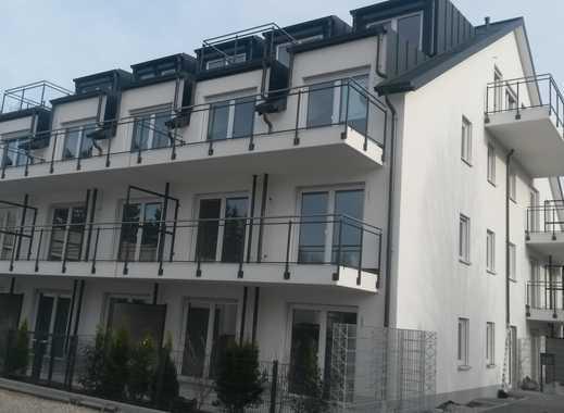 ERSTBEZUG 1.4.19 - WOHNEN FÜR PÄRCHEN AM ISARKANAL -  2-Zi-Whg. mit Süd-Terrasse oder Süd-Balkon!