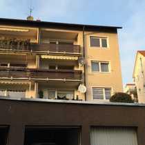 3-Zimmer EG-Wohnung mit Balkon und