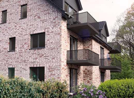 Schöne 2-Zimmer-Dachgeschosswohnung mit EBK und Balkon in Bremen
