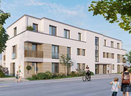 Kompakte 2-Zimmer Penthousewohnung mit Süd-West Dachterrasse!