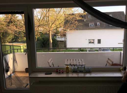 Sanierte 1-Zimmer-Wohnung mit Balkon in Hürth