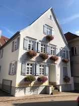 Schmuckstück - romantisches Zweifamilienhaus in Großbottwar