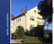 Freistehendes gepflegtes Mehrfamilienhaus in schöner