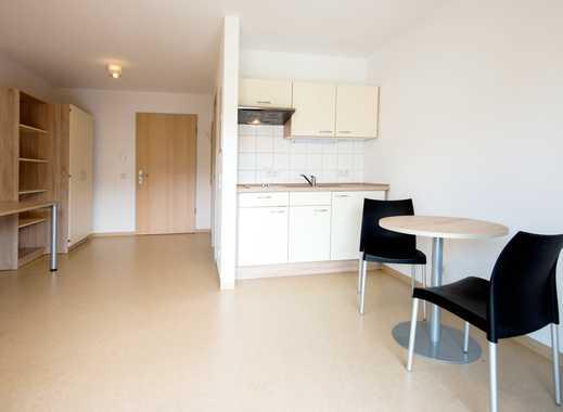 Ideal für Studenten & Azubis! Modernes Mikro-Apartment im Neubau mit Balkon! Zentral & teilmöbliert!