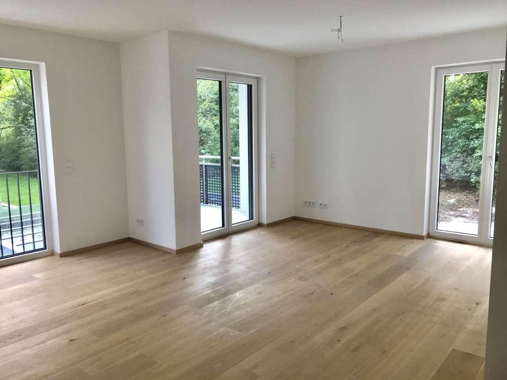 Neubau: Den Sommer auf der eigenen Terrasse genießen! in Obermenzing (München)