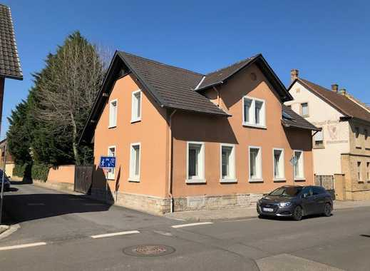 Vielseitig nutzbares Zweifamilienhaus unweit Wörrstadt