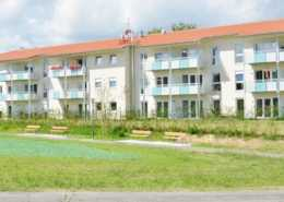 Traumhafte 3-Zimmer Wohnung im Betreuten Wohnen Thyrnau in Thyrnau