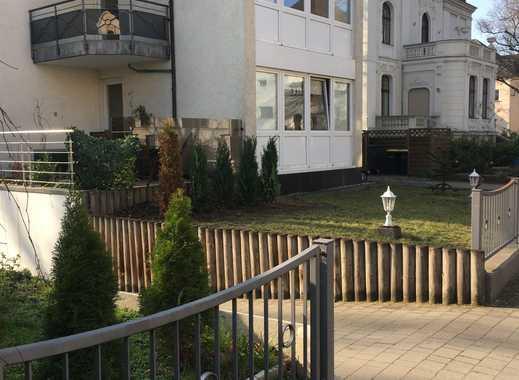 2-Zimmer-Whg im Gründerzeitviertel mit großer Terrasse und Tiefgaragenstellplatz (sofort beziehbar)