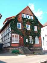 Mehrfamilienfachwerkhaus mit 5 Wohneinheiten Nebengebäude