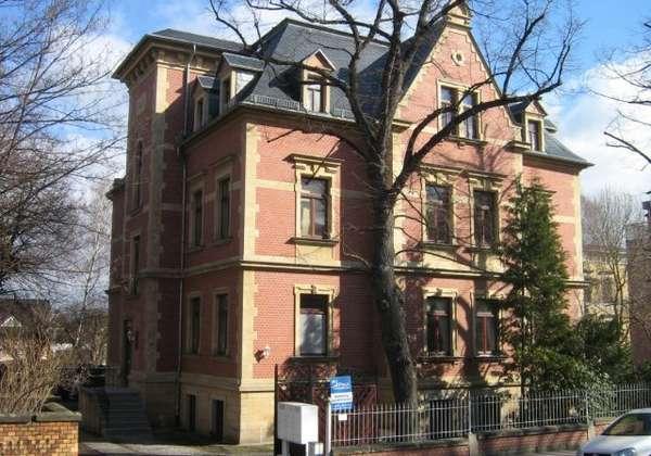 Studenten aufgepasst! WG geeignete 2 Raum Wohnung mit Parkett und Einbauküche im ruhigen Plauen!