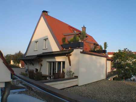 Schöne 3-Zimmer-DG-Wohnung und ausgebautem, Dachspitze Ingolstadt in Südost (Ingolstadt)