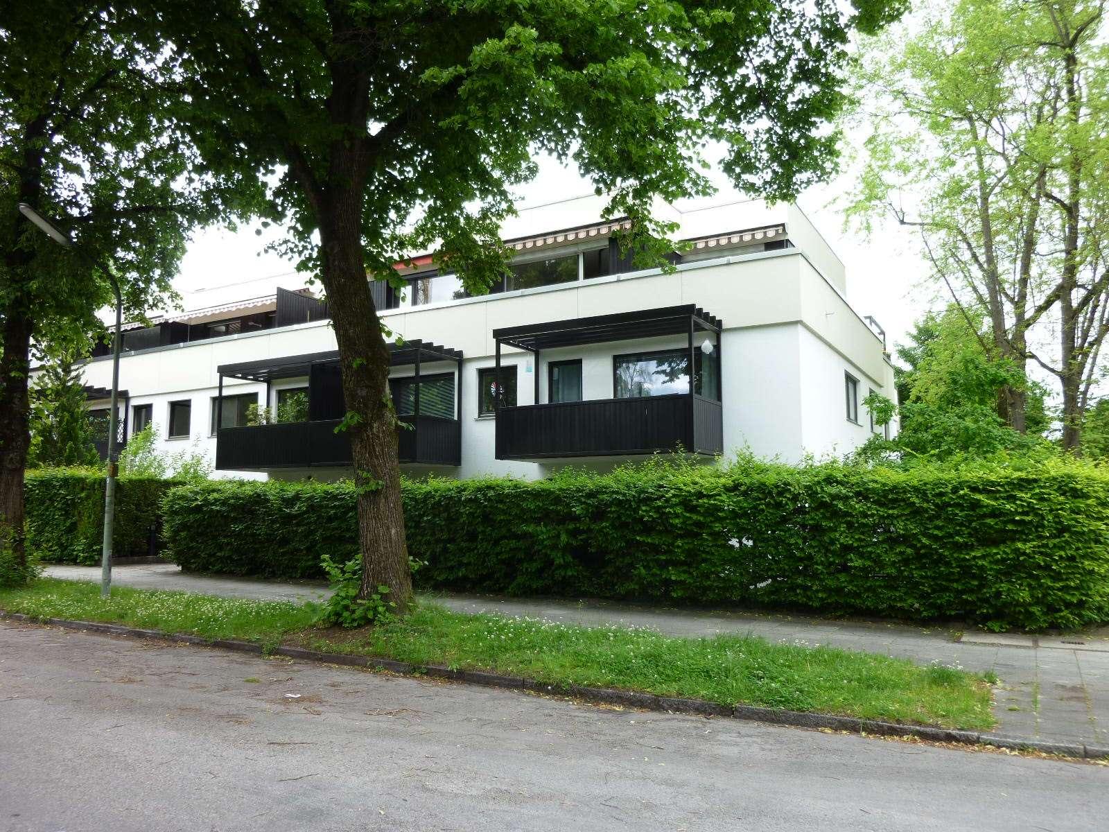 Idyllische Wohnung in umfangreicher Grünanlage, Untergiesing/Harlaching