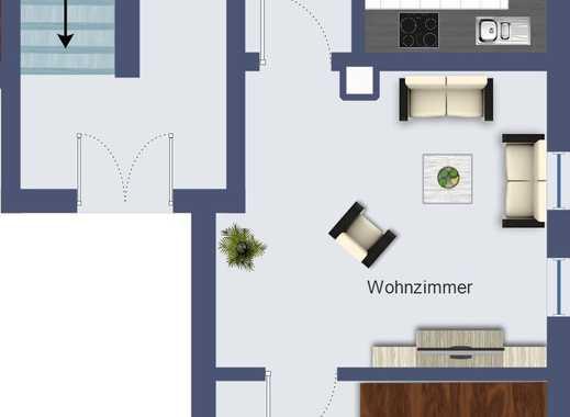 Zentrale 2-Zimmerwohnung in Dresden-Mickten!