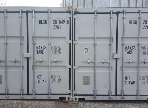 Garage / Containerlager / Lagerfläche / Verschiedene Größen Für Privat und Gewerbe