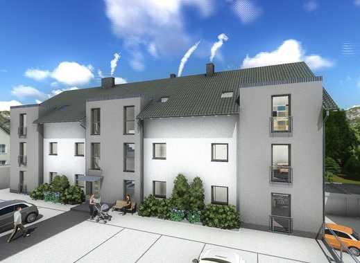 Provisionsfrei, NB, ETW in Püttl.-Köllerbach, linkes Haus-Nr. 117,  2 + 3 ZKB ca. 70 bis 116 m² WF