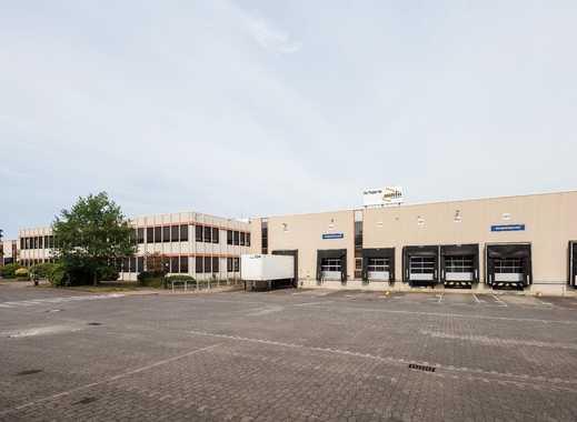 Hallen- und Büroflächen am Bremer Kreuz